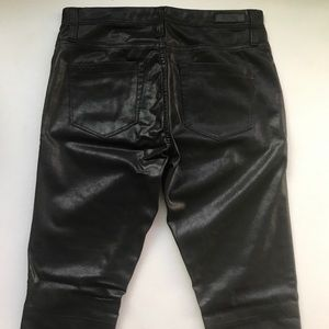 Blank NYC Pants - {Blank NYC} Double Down Faux Leather Skinny Pants